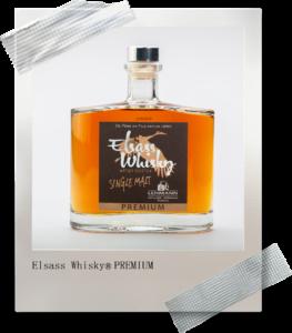 Whisky PREMIUM Elsass Whisky IGP - DISTILLERIE LEHMANN
