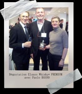 Dégustation Whisky PREMIUM avec Paolo Basso