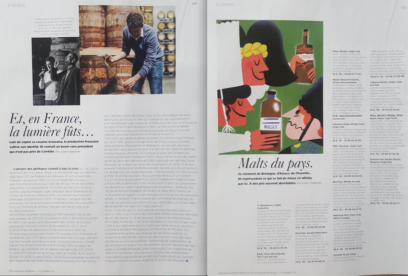 Revue de presse M Le Monde