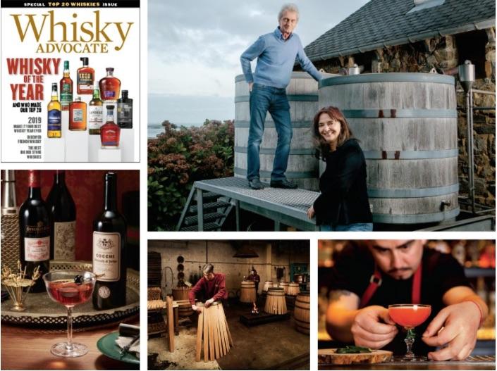 Revue de presse Whisky Advocate