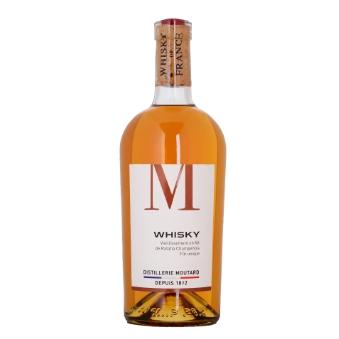 Le premier whisky Moutard